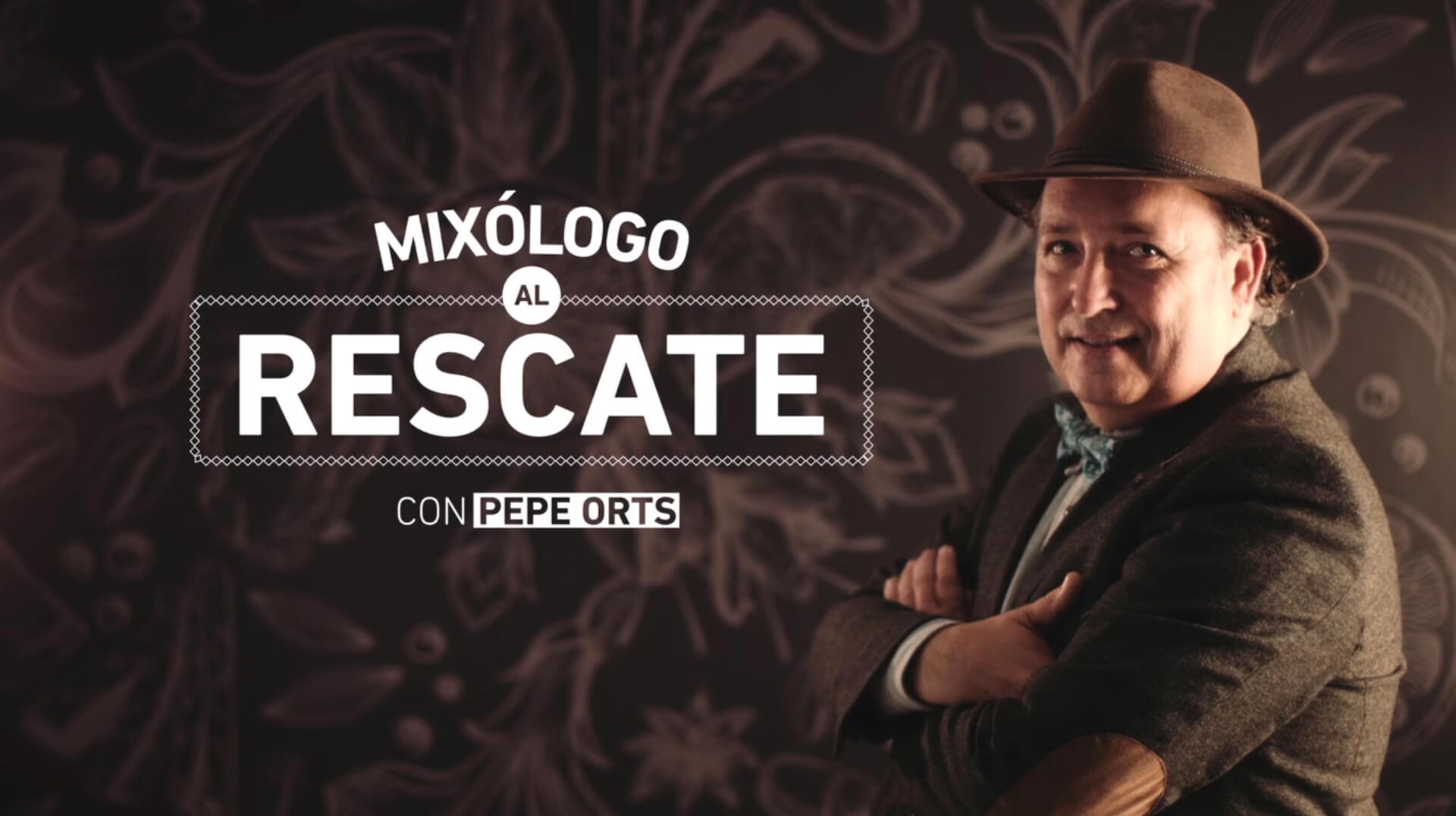 MIXOLOGIST  TO THE RESCUE de David Valero